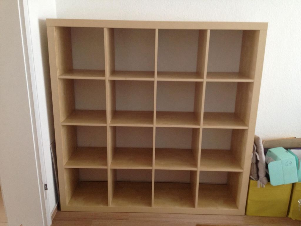 ikea expedit 4x4 bookcase bookshelf in north mymms hertfordshire gumtree. Black Bedroom Furniture Sets. Home Design Ideas
