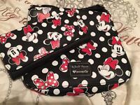Disney Minnie Mouse Loungefly crossbody bag & purse