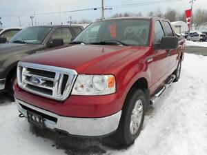 """2008 Ford F-150 4WD SuperCrew 139"""" X"""