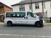 Van with a man! Silver Bullet Removals - central Brighton's best value man & van, from £15!