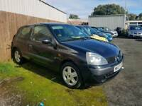 2007 07 renault clio 1.2 only 60k