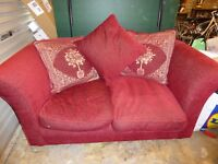 Two Seater couch - bargain pick-up