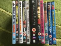 10 Comedy DVDs plus Gavin & Stacey Box Set for sale
