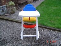 Dolls Highchair. Can Deliver.