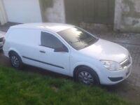 Vauxhall Astra Van 1.3 cdti poss swap