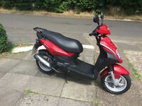 SYM SYMPLY 50CC SCOOTER