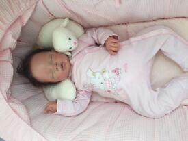 beautiful reborn doll