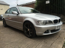 BMW 3 Series 2.0 320D - 2005, MOT April 2017, 9 Services, AC Schnitzer Alloys, Beautiful Condition!