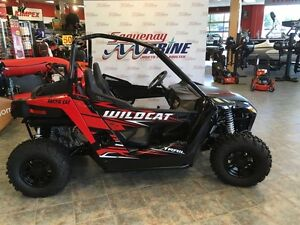 2017 arctic cat Wildcat Trail XT