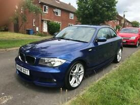 Bmw e82 1 series coupe 120D sport