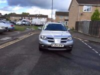 2004 Mitsubishi Outlander Automatic LPG & petrol working Fully Leather Interior