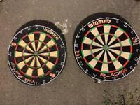 Pair of Dart Boards