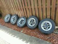 Ford escort rs2000 wheels