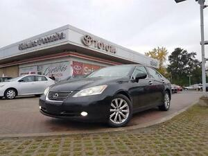 2007 Lexus ES 350 ULTRA PREMIUM MARK LEVINSON, NAVIGATION, PANOR
