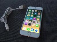 IPhone 6s rose gold 16gb Three