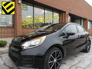 2016 Kia Rio LX+ with New Rims and tires!