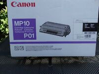 Canon MP10 Replacement Cartridges- New and still in Box.