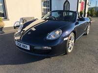 2006 new model porsche boxster