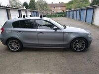 BMW 120d 2004 MOT 10mths, MP3, a few issues with the car