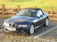 BMW Z3 Convertible. MOT Dec. 2016 £500 ONO