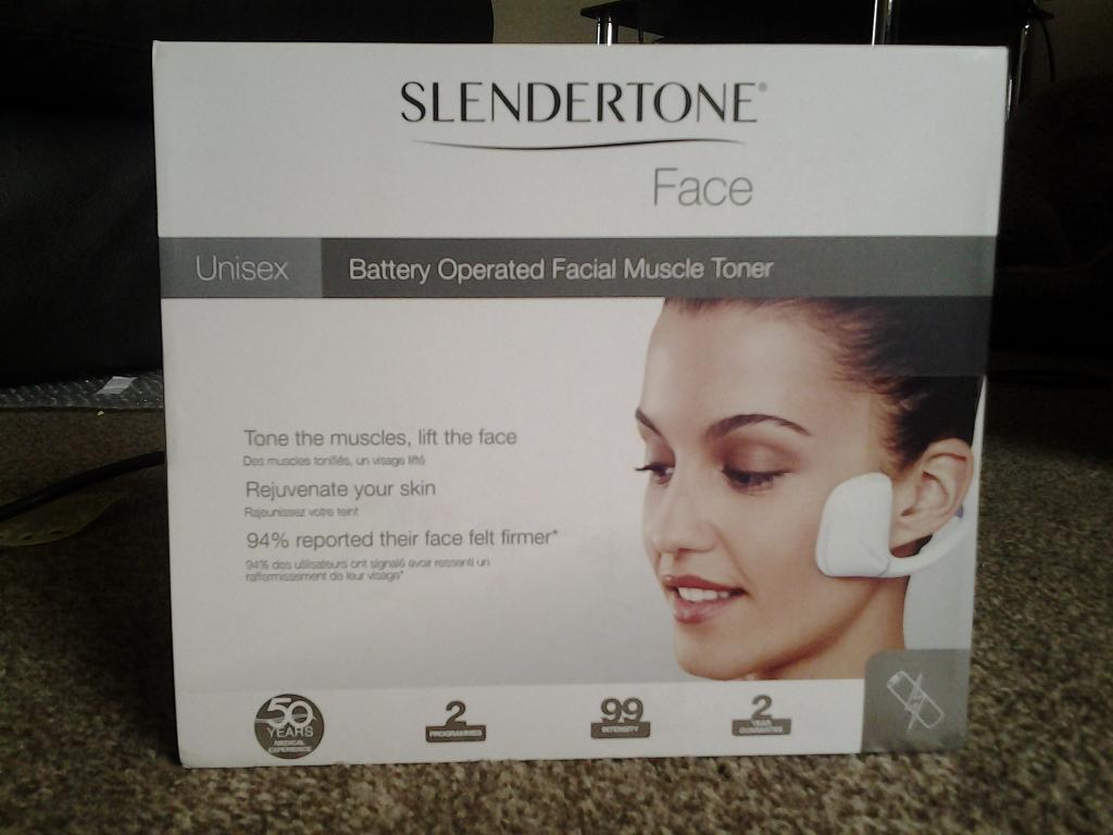 brand new slender tone face toner