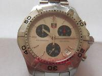 100% genuine tag heuer aquaracer cronografph model caf 1111 £355