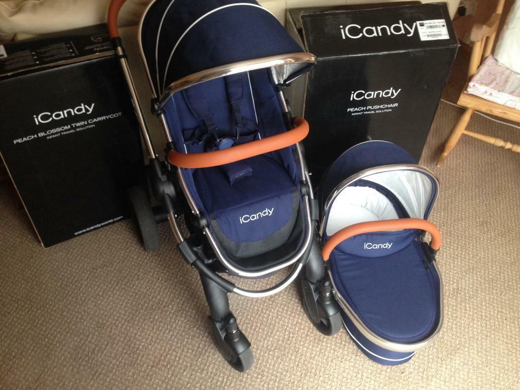 iCandy Peach 2 Blossom Travel System