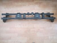 Thule roof rack Peugeot 307 3dr and 5dr kit 3013 & 118 bars system 753 extra locks all keys