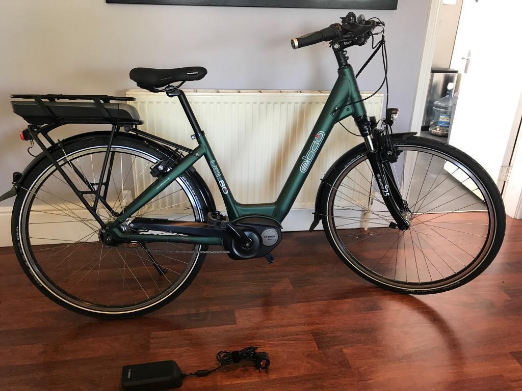 EBCO Bosch electric bike