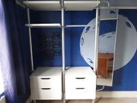 Medium Wardrobe/ Storage space