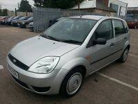 FORD FIESTA 1.4 TDCI 2005 REG LOW TAX! 5 DR HATCHBACK