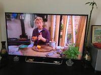 "Sony Bravia KDL-48W705C 48"" 1080p HD LED SMART TV."