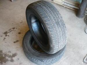 Two 196-65-15  tires $50.00