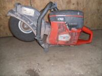 Husqvarna K760 concrete cutting saw