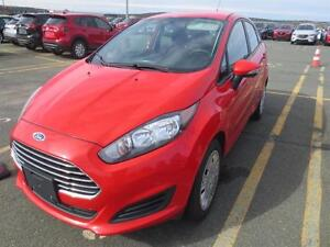 2014 Ford Fiesta 4dr Sdn
