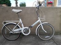 Raleigh shopper 3 speed bike