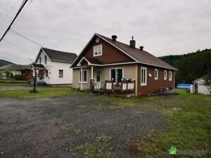 88 000$ - Maison à un étage et demi à vendre à St-Rene-De-Matane