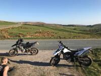 Yamaha wr125x 2012 only swaps and maybe cash