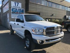 2008 Dodge Ram 2500 SLTSLT Crew Cab Long Box 4X4 Gas