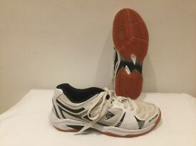 Dunlop non marking trainers