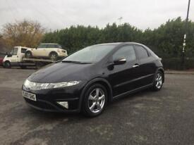 Honda Civic 1.8 i-VTEC SE //AUTOMATIC//Low Mileage 86000//