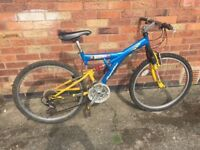 """Apollo Rampage ATB Bike - Teens / small gents mountain bike - 19"""" Frame 26"""" Wheels - can deliver"""