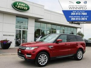 2014 Land Rover Range Rover Sport HSE Supercharged *LOCAL LEASE*