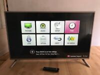 """LG 42"""" LED TV with Freeview - 42LF5610"""