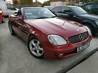 2003 Mercedes Benz SLK 200 Kompresoor - Drives Great - Beautiful Colour