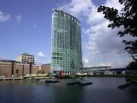 1 bedroom flat in No 1 West India Quay, 26 Hertsmere Road, Canary Wharf E14