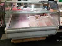 Butcher display frdge