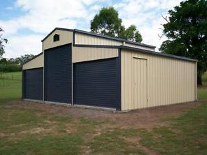SHEDS 14X12X2.4-3.6 BARNS COLORBOND GARAGES SHEDS SHEDS IPSWICH Ipswich Ipswich City Preview