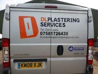 DL Plastering Services.