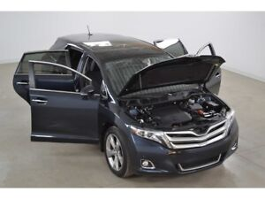 2016 Toyota Venza Limited V6 4WD GPS*JBL*Cuir* Toit Panoramique*